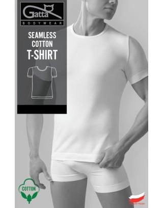 Koszulka męska Gatta SEAMLESS bawełna