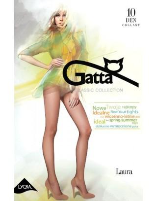 Rajstopy damskie Gatta 10 den - Laura