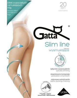 Rajstopy damskie Gatta - Slim line
