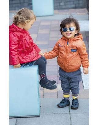 Rajstopy Gatta / Wola Baby ze wzorem 56-86cm