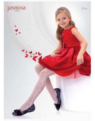 Rajstopy dziewczęce 20 den Jasmina