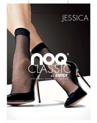 Skarpetki damskie kabaretki Jessica