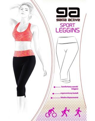 Legginsy damskie Gatta - Sport leggins