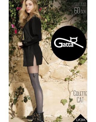 Rajstopy damskie Gatta - Colette Cat 04 / 60den