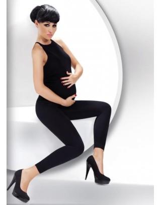 Legginsy damskie ciążowe Bella Mamma 90 den
