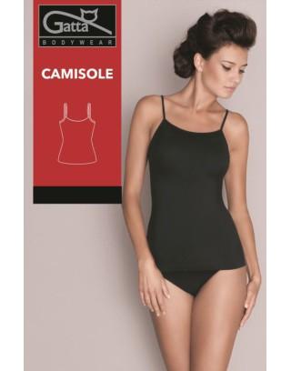 Koszulka Gatta Camisole-bezszwowa na wąskich ramiączkach(mikrofibra)