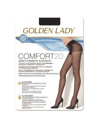 Rajstopy damskie Comfort 20 Golden Lady