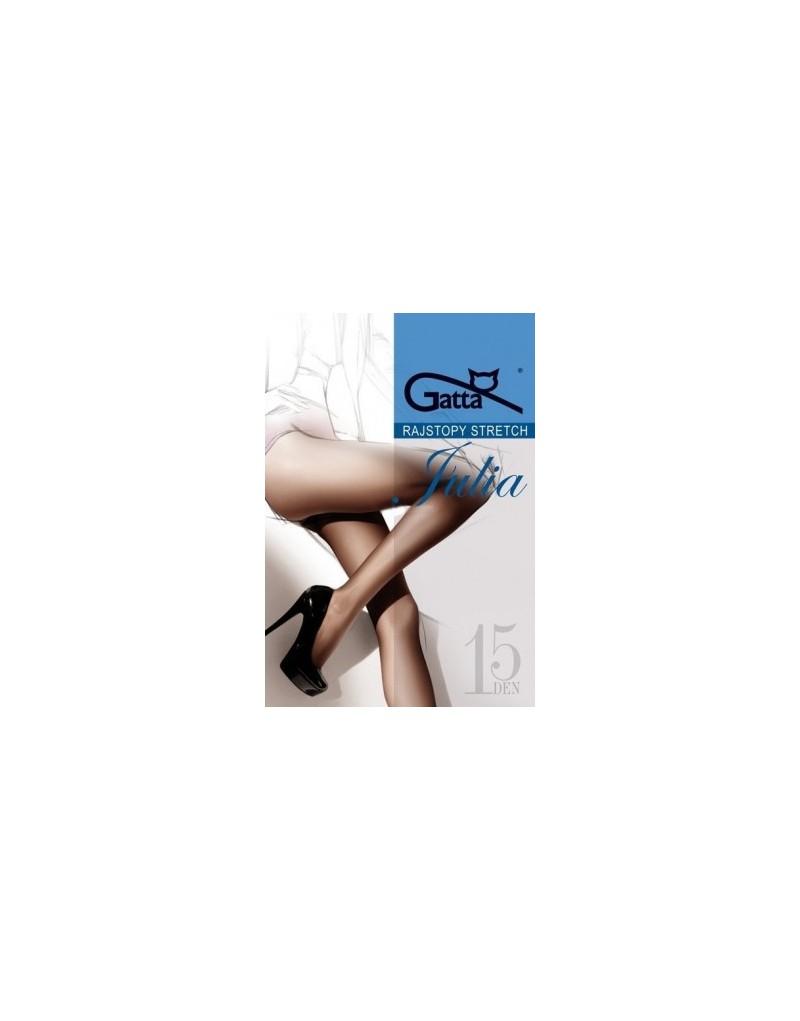Rajstopy damskie Gatta-Julia 15 den (stretch)