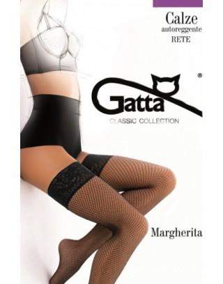 Pończochy samonośne Gatta - Margherita - Kabaretki