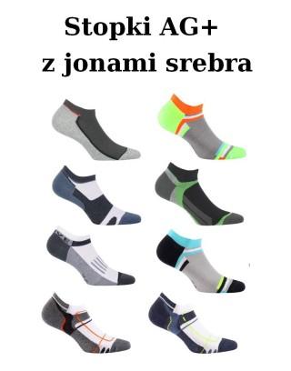 Skarpetki męskie Wola - AG+ / STOPKI