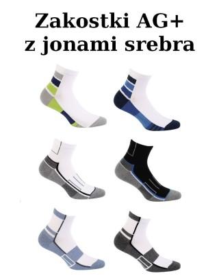Skarpetki męskie Wola - AG+ / ZAKOSTKI